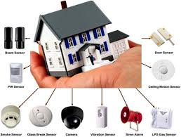 Home Security System Los Angeles