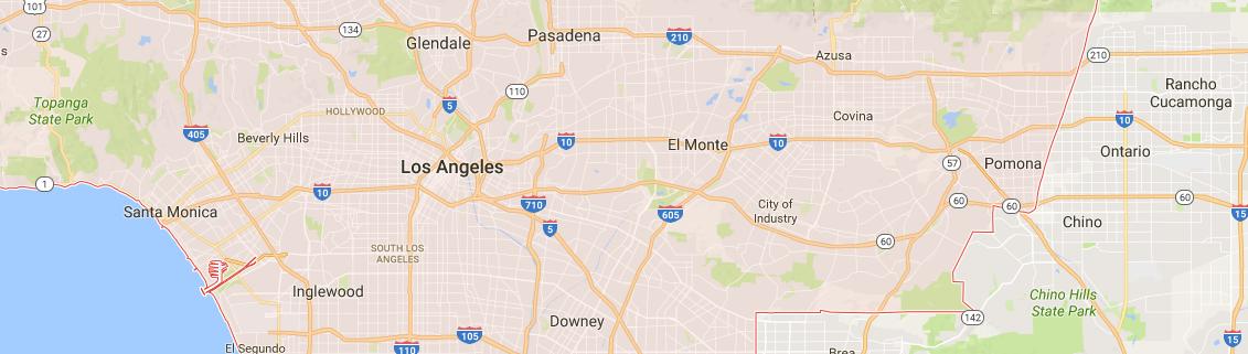 Los Angeles Cities