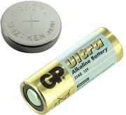 Battery for car remote control