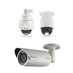 difference between analog and ip cameras