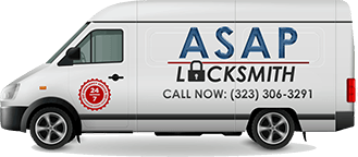 ASAP Locksmith Van