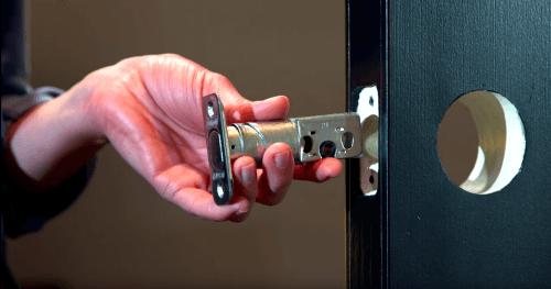 Installation of Locks We Handle