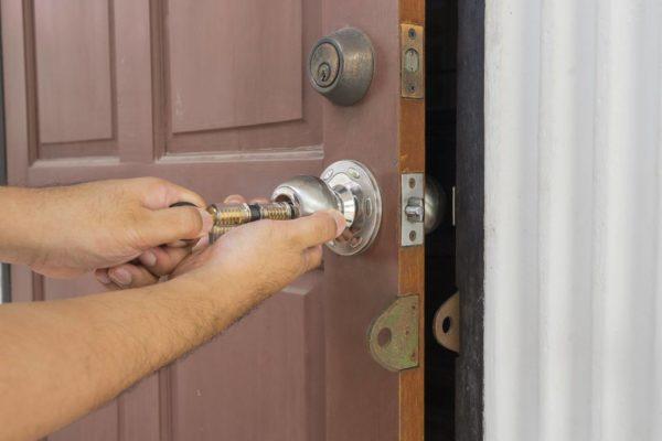 Residential Lock Installation